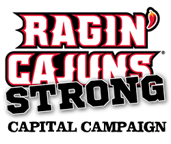 Ragin' Cajuns Strong